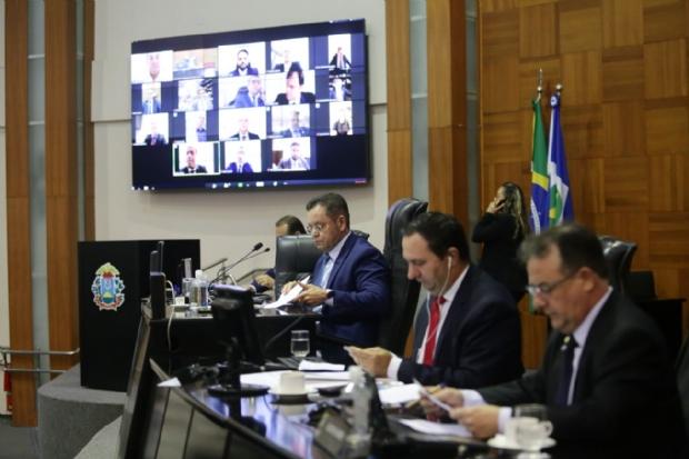 Em sessões virtuais, deputados aprovam calamidade pública em Mato Grosso