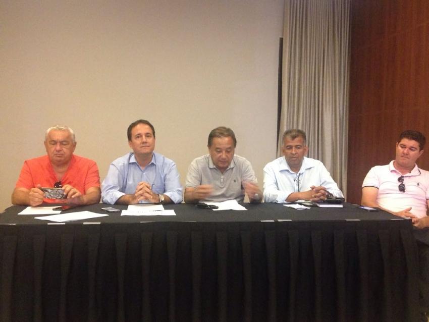 Reunião da Adepan em Cuiabá