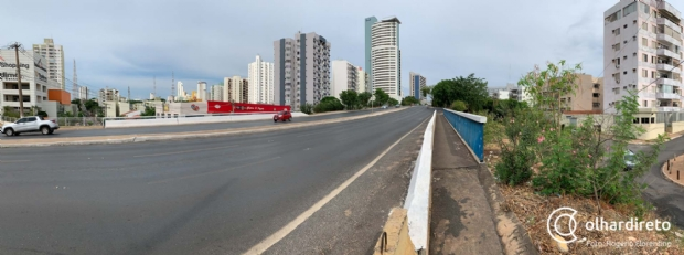Prefeitura estuda assumir obras para abrir túnel que promete destravar trânsito próximo a avenida do CPA