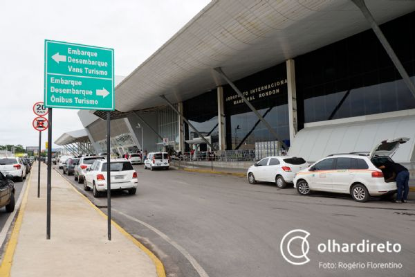 Governo reajusta contrato e custo de obra no aeroporto chega a R$ 84 milhões