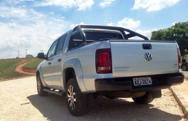 Volkswagen Amarok Dark Label