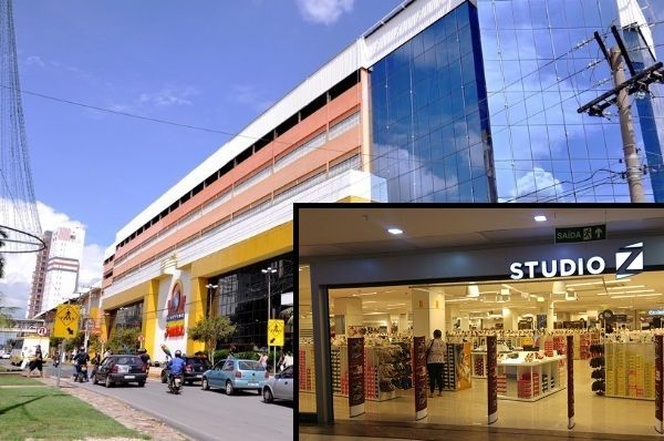 Em 24 horas, loja do Shopping Três Américas é atacada duas vezes por ladrões